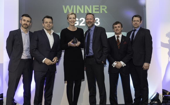 Winners are recognised across the IT industry