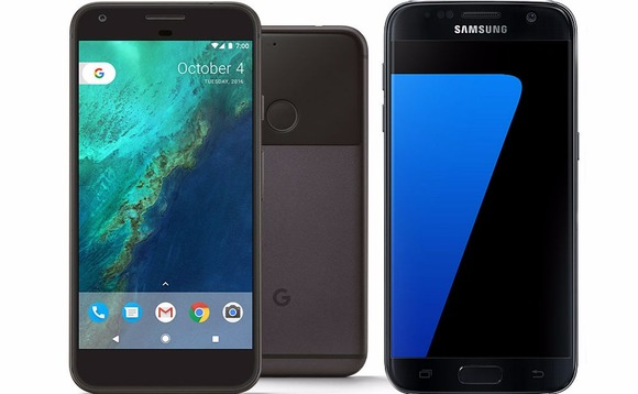 Google Pixel vs Galaxy S7 specs comparison