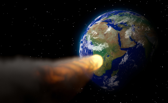 This is the kind of scenario NASA's Double Asteroid Redirection Test is looking to prevent. Image via Pixabay