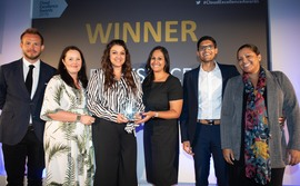 Entries are open for the Cloud Excellence Awards 2021
