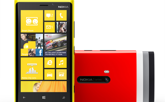 Nokia Lumia 920 appears set for November release