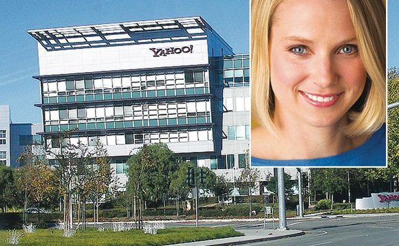 Yahoo boss formulating 'a chain reaction of growth'