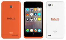Mozilla releases Firefox OS developer phone