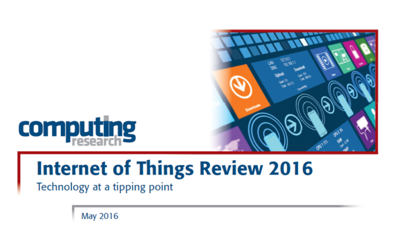Computing Internet of Things Review 2016