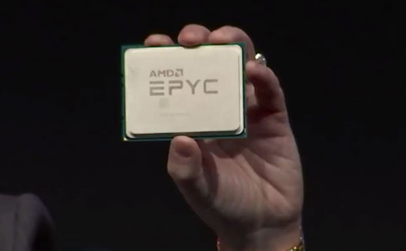 AMD shows off new Epyc server chip - claims 47 per cent better performance over Intel