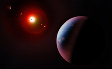 The simplest way to identify an exoplanet is measuring a dip in starlight when the planet moves between its star and the Earth