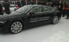 CES: Audi to roll out LTE cars with Nvidia Tegra 3 chips