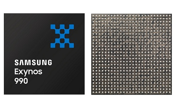 Samsung has unveiled the new Exynos 990 mobile chipset and 5G Exynos 5123 modem