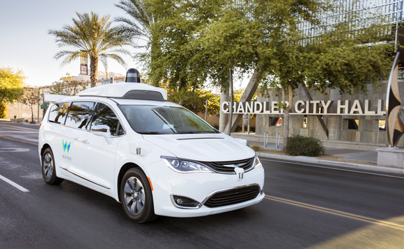 Lyft and Waymo team up for self-driving car pilots