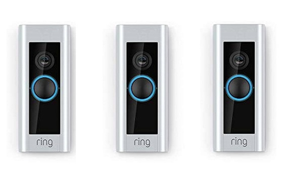 Amazon's Ring doorbell app includes various third-party trackers