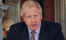 Prime Minister Johnson outlined steps towards normality