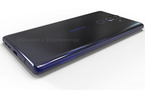 Everything we know about the upcoming Nokia 9 smartphone: no headphone jack and a bezel-free display