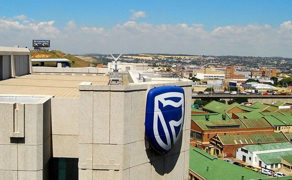 Standard Bank's HQ in Johannesburg