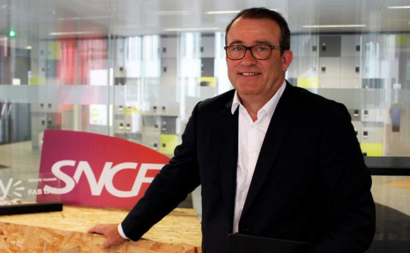 Benoit Tiers, CIO of SNCF, believes strongly in investing in digital