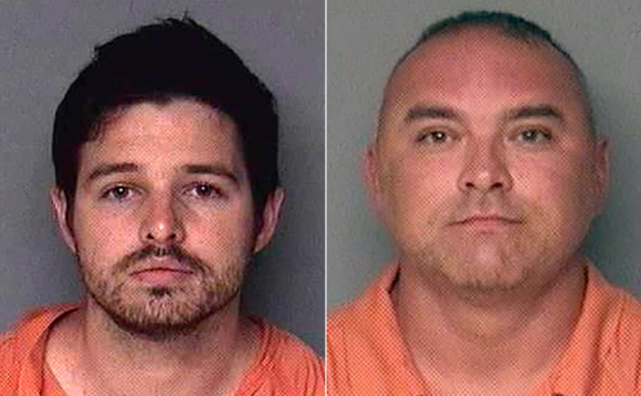 Gary Demercurio and Justin Wynn - arrested in September 2019 while conducting a physical penetration test of an Iowa courthouse