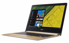 Acer Swift 7 unveiled as first Intel Kaby Lake notebook