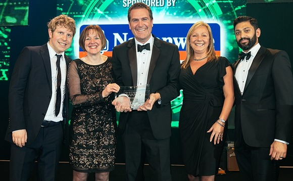 Watch Content Guru power to victory at the 2016 UK IT Awards