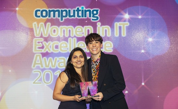 Nominations are open for the Women in Tech Awards 2021