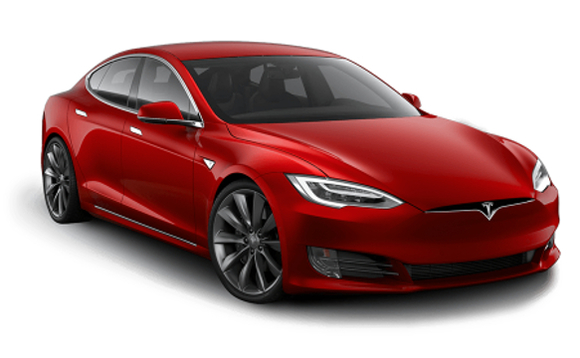 Tesla Model S - yours from a mere £65,550