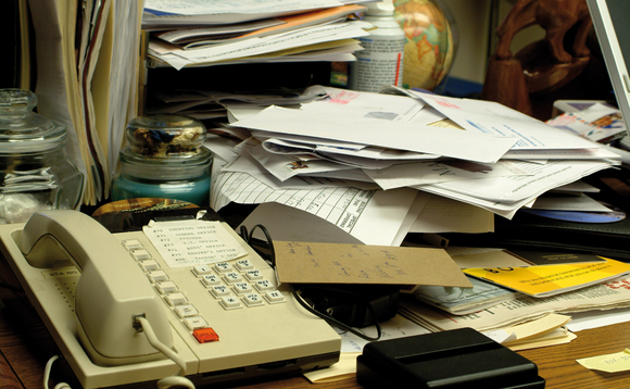 The journey towards paperless has not been smooth