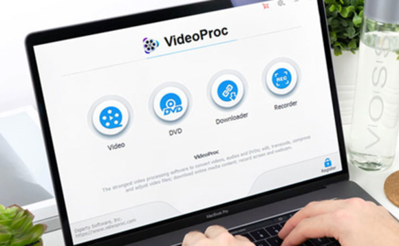 VideoProc - your all-in-one 4K video processing and editing toolkit