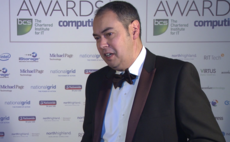 Watch Content Guru walk away with UK IT Industry Awards 2015 Cloud Provider of the Year