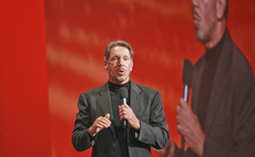 Oracle sales fall - hardware sales decline by one-quarter