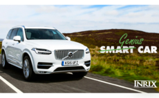 Volvo partners with Inrix to provide real-time analytics for drivers