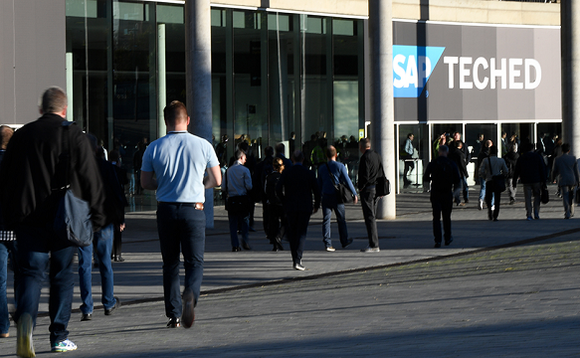 SAP made the announcements at its TechEd conference in Barcelona