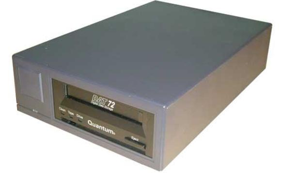 Tested: Quantum DAT 72 tape drive
