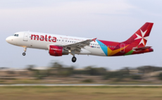 Air Malta owns just 10 aircraft, but carries about 2 million passengers every year