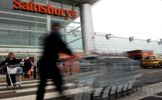 Sainsbury's web site struggles to cope with Christmas demand
