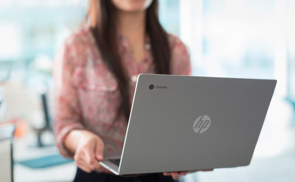 HP reveals Chromebook 13 with Intel Skylake processors
