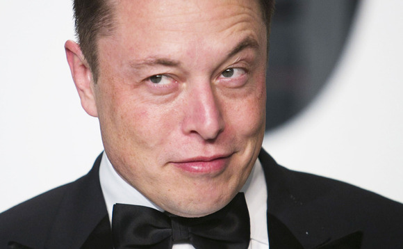 Musk wins his bet