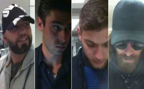 Four men wanted in Canada over an alleged Bitcoin ATM scam