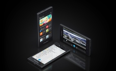 BlackBerry unveils the Leap - a low-cost five-inch all-touch smartphone