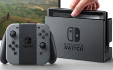 Nintendo sells 1.5 million Switch consoles worldwide - including 85,000 in the UK