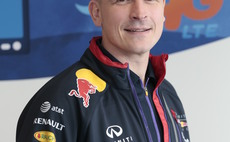 Driving the 'Internet of Things': an interview with Infiniti Red Bull Racing head of technical partnerships Al Peasland