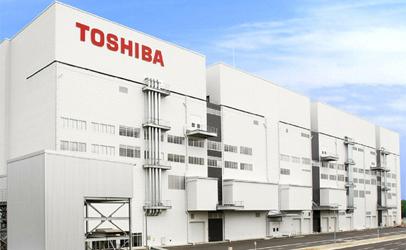 Toshiba may be holding on to its NAND flash fabrication plants for longer than planned
