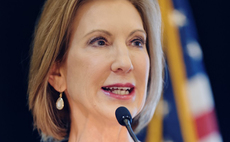 Backbytes: Carly Fiorina. Hobson's choice for president?