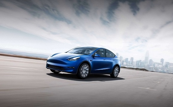 Electrical tape fooled a Tesla into speeding in test