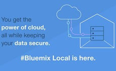 IBM unveils Bluemix Local 'accelerated' hybrid cloud platform