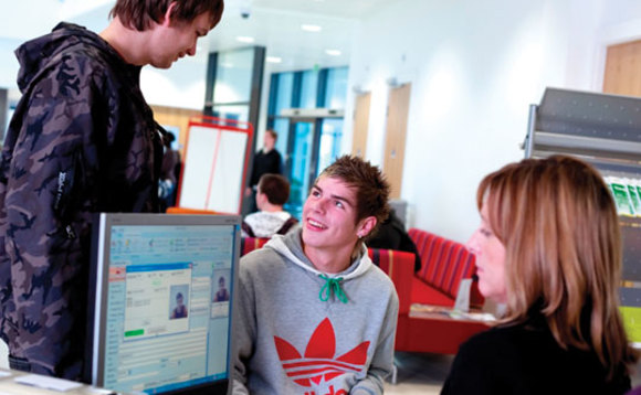 University goes easy on student finances with managed print services