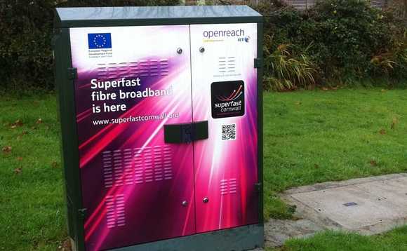 Superfast Cornwall has helped companies save time, money and employ more staff - study