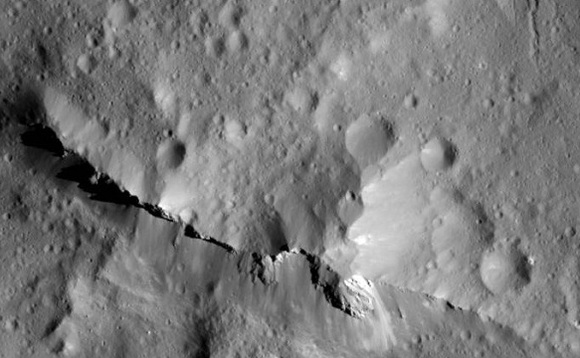 Dwarf planet Ceres rich in organic matter, suggests new data from NASA's Dawn spacecraft