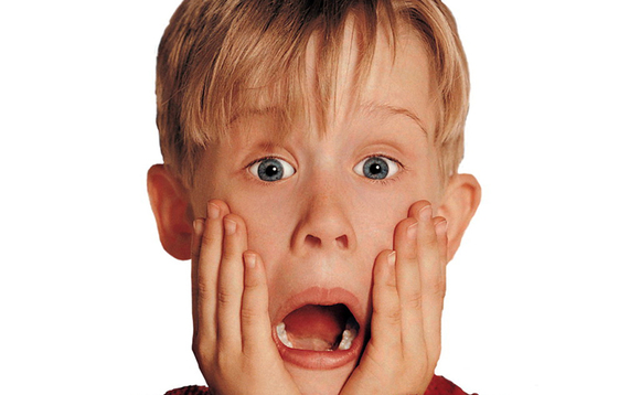 Macaulay Culkin expresses his shock at the sheer number and severity of Oracle security patches this month. Image: Home Alone, Twentieth Century Fox