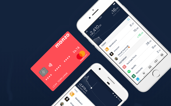 Digital bank Monzo only 'opened its doors' last year