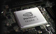 Nvidia sales hit $4bn mark as demand for Tegra-powered devices rockets