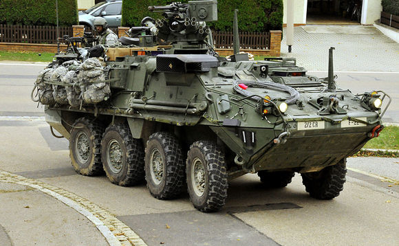 Deal follows a PoC trial with Stryker armoured vehicles