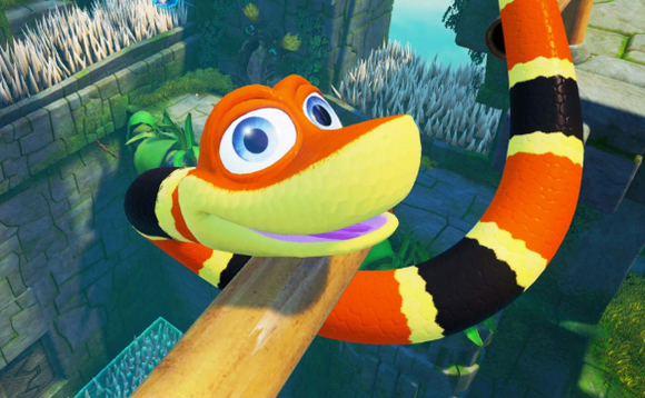 Snake Pass, by Sumo Digital - released in March 2017